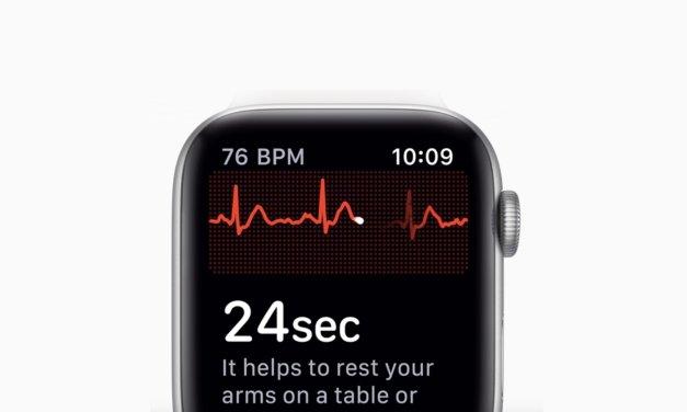 EKG w Apple Watch s4 dostępne wszędzie? Pod warunkiem drobnej kombinacji