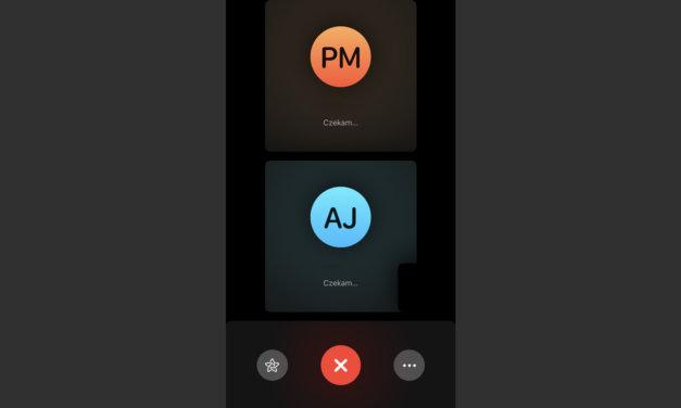 Grupowy FaceTime nie zniknie z iOS 12.1