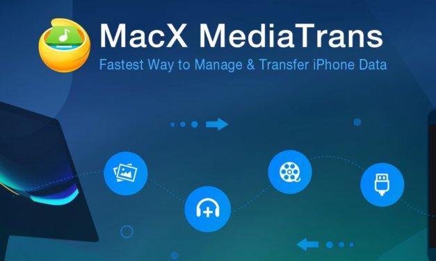 Łatwy dostęp do informacji zapisanych w  iPhonie – MacX MediaTrans + konkurs