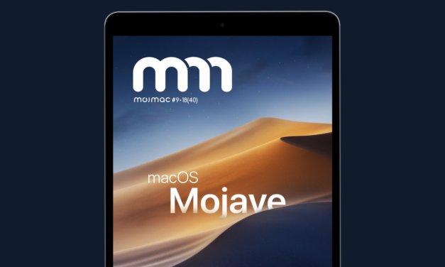 Mój Mac Magazyn – Poznaj nowości w macOS Mojave
