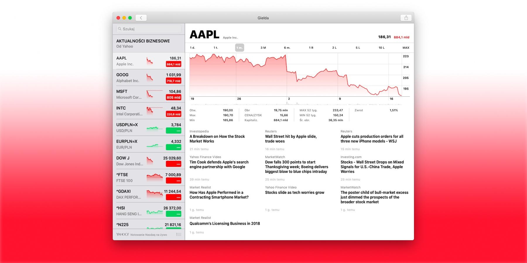 Sprzedaż iPhone'ów spada? Apple zmniejsza zamówienia?
