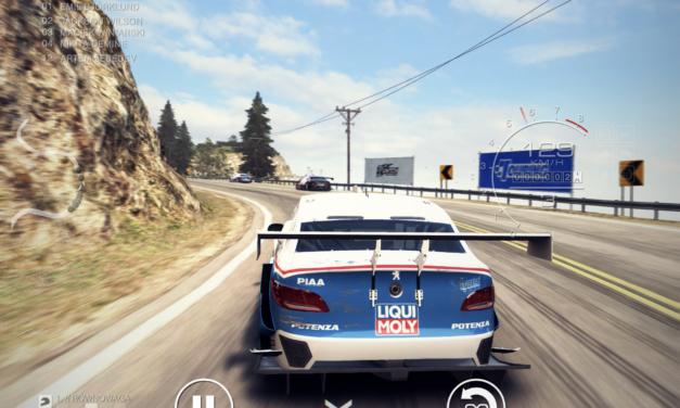 Darmowa, duża aktualizacja GRID Autosport na iOS