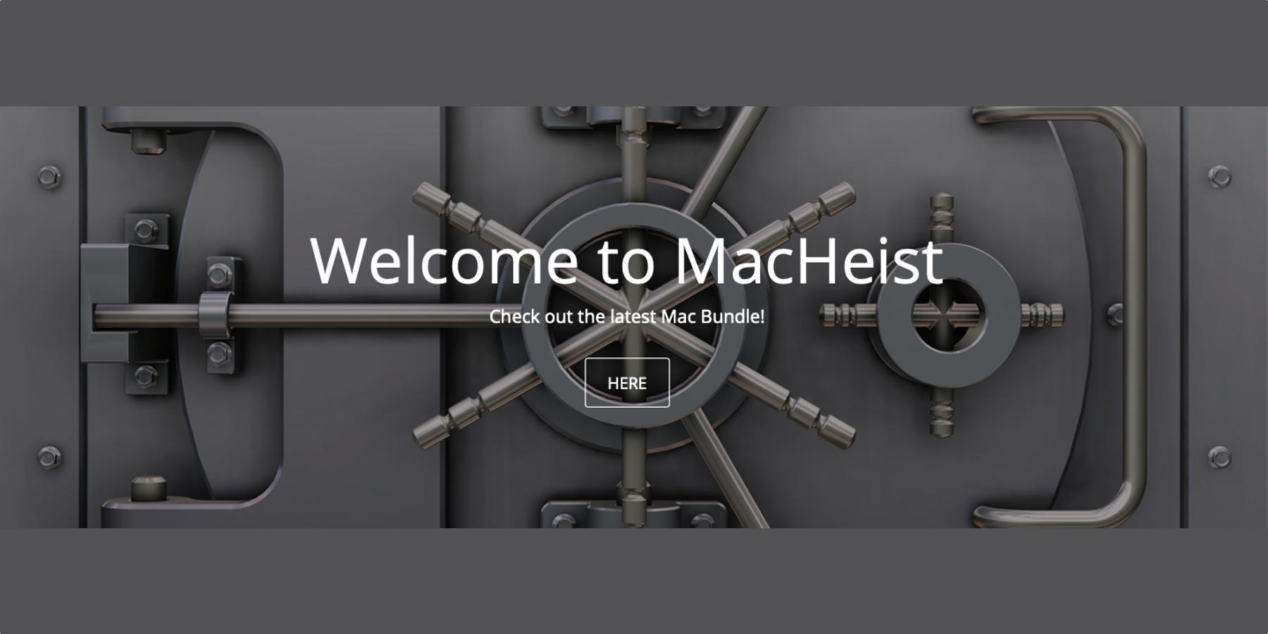Nowy MacHeist, czyli paczka z programami na Mac