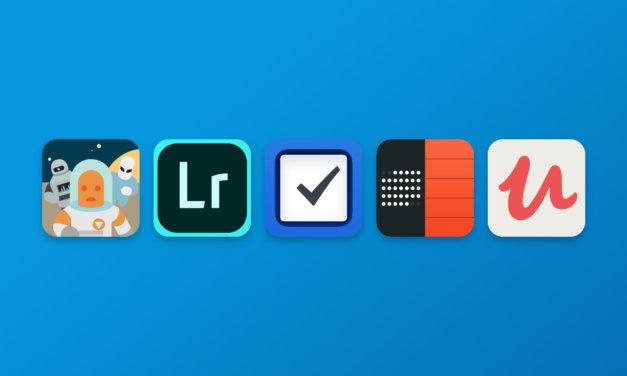 iPad Weekly #2 – rzeczy, zdjęcia i kursy