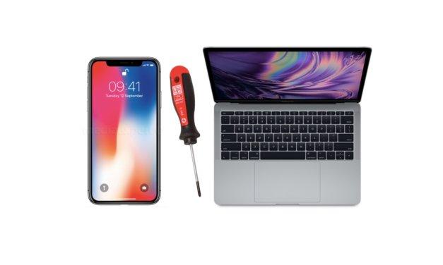 """Ważne! Apple ogłasza programy napraw: MacBook Pro 13"""" Esc oraz iPhone X"""