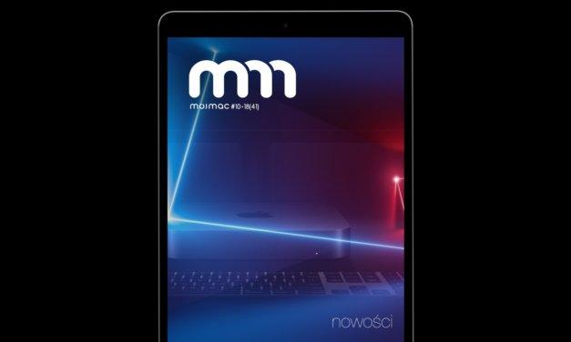 Mój Mac Magazyn – #41 Nowości Apple