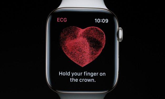 EKG w Apple Watch już ratuje ludzi w USA
