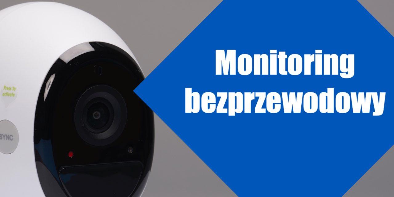 Bezprzewodowy monitoring: D-Link Pro Wire‑Free