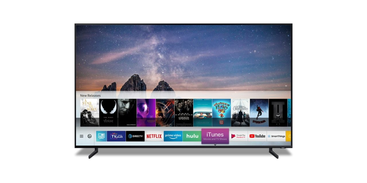 iTunes i AirPlay w TV Samsunga, sposobem na iPhone'owy kryzys?