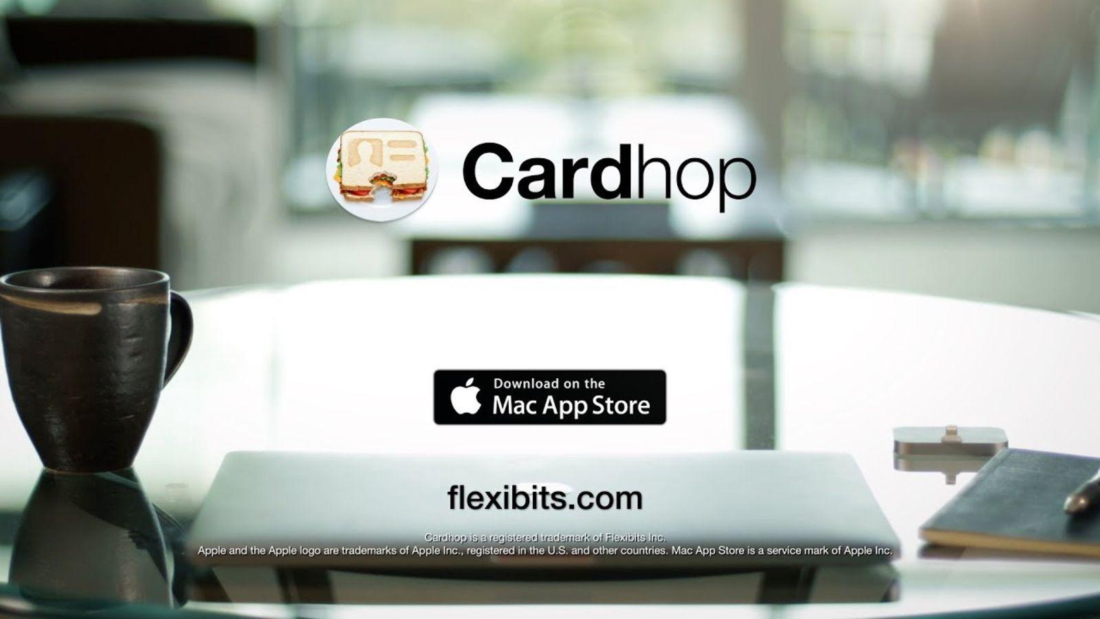 Program na dziś: Cardhop