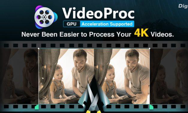 VideoProc – wszystko czego potrzebujesz do wideo